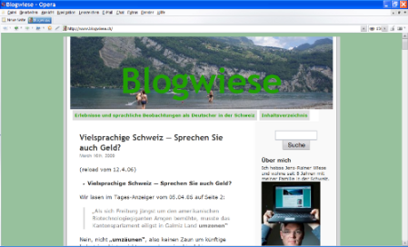 blogwiese